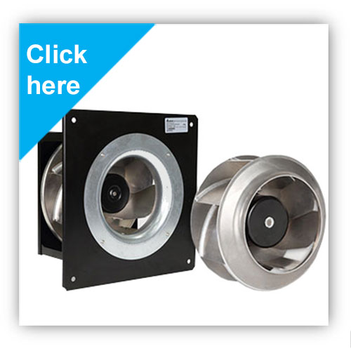 EC Centrifugal Blowers